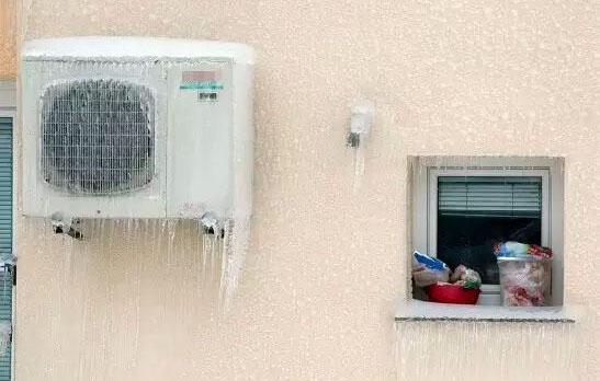 空调冬季制热为啥比夏季制冷要耗电一些?