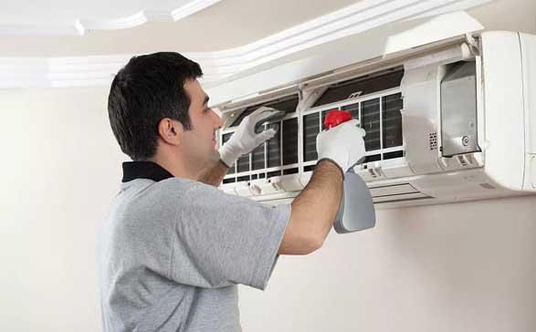秋季空调清洗,用这些方法更省力更有效