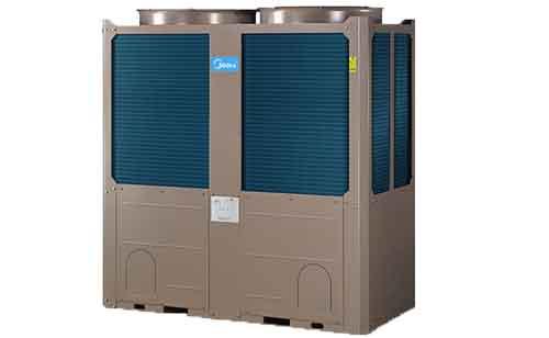 美的变频烈焰低温空气源采暖热水机组荣获中国制冷展创新产品奖