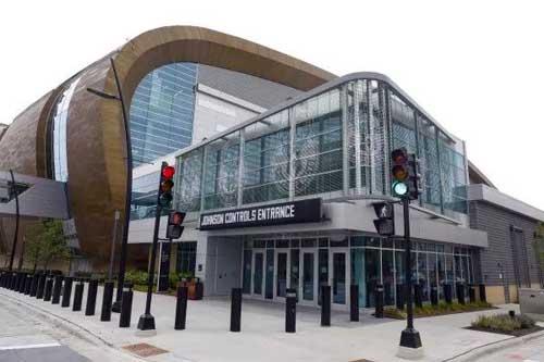 江森自控联袂美国密尔沃基费哲论坛竞技场  打造至尊NBA观赛娱乐体验