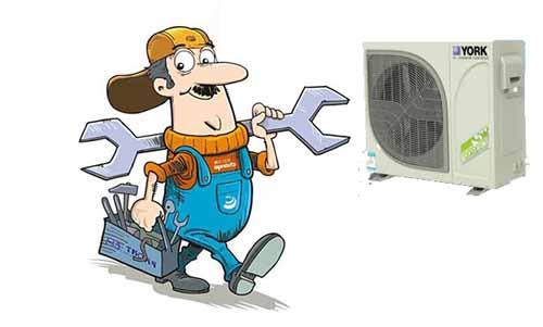 详解家用中央空调规范安装的三个阶段和八个步骤