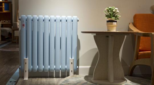 空气能改造项目中,为什么采暖末端不建议使用暖气片?