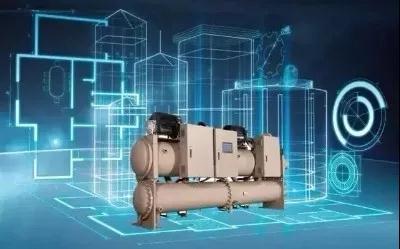 不止节能50%  海尔磁悬浮中央空调商业地产酒店医院项目展示