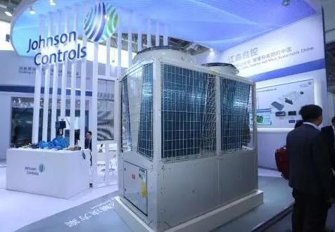 约克YCAE-Pro超低温强热型模块机亮相  -30℃可稳定供暖