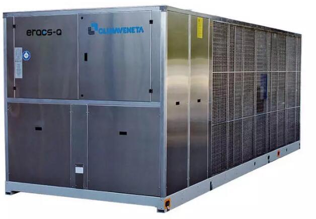 新品:克莱门特四管制风冷热泵机组入选2019年节能环保目录